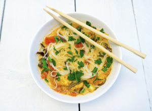 zupa tajska przepis
