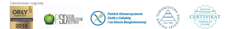 dietetyk kliniczny Agnieszka Kopacz certyfikaty