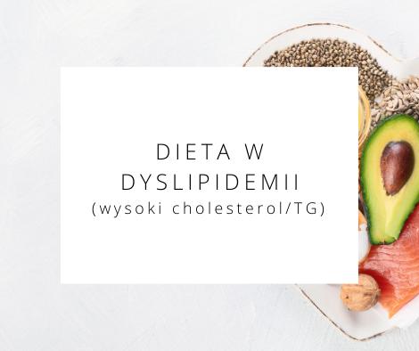 dieta wysoki cholesterol