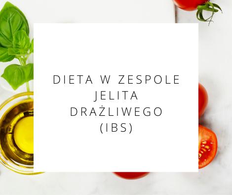 dieta w ibs