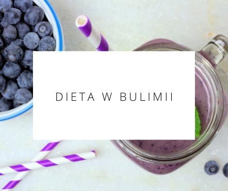 dieta bulimia