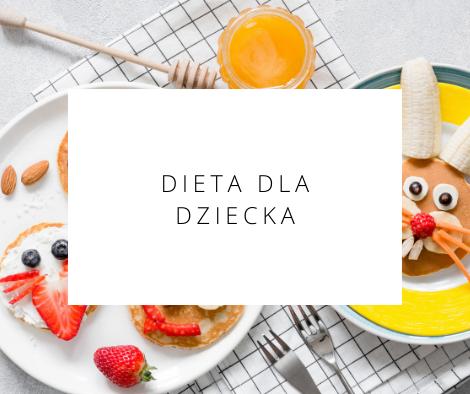 dieta online dla dziecka