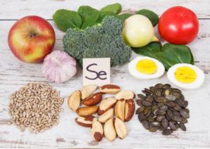 dieta hashimoto selen