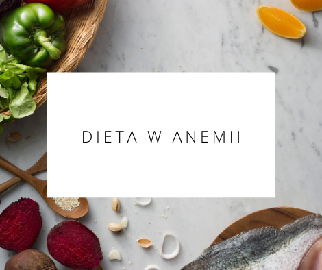 dieta w anemii